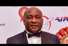 Mr Allen Onyema, Chairman, Air Peace