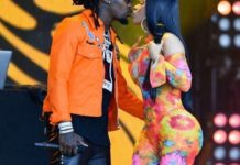 Cardi B wants Offset to move to Nigeria with her